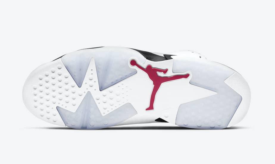 Air Jordan 6 'Carmine' CT8529-106 5