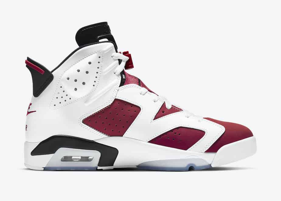 Air Jordan 6 'Carmine' CT8529-106 8