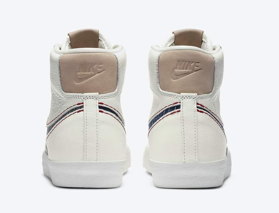 Denham x Nike Blazer Mid CU8054-100 4