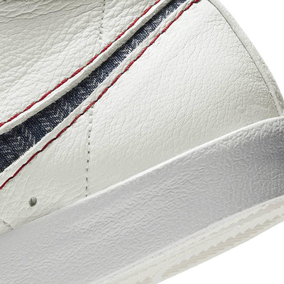 Denham x Nike Blazer Mid CU8054-100 7