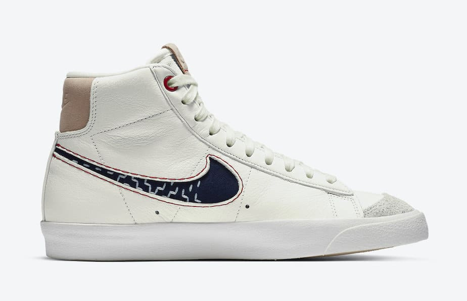 Denham x Nike Blazer Mid CU8054-100 8