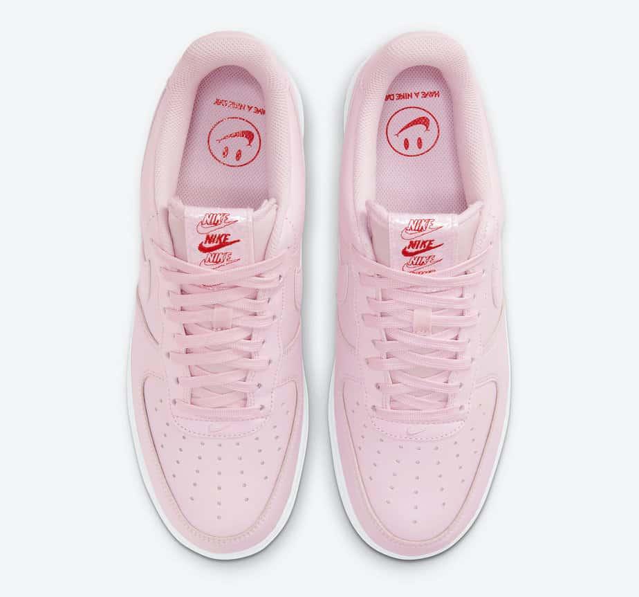 Nike Air Force 1 Low 'Rose Pink' CU6312-600 3