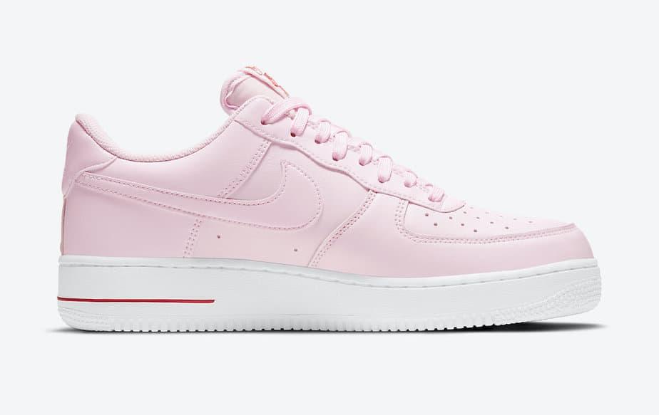 Nike Air Force 1 Low 'Rose Pink' CU6312-600 6