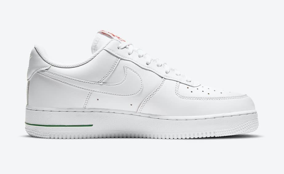 Nike Air Force 1 Low 'Rose White' CU6312-100 6