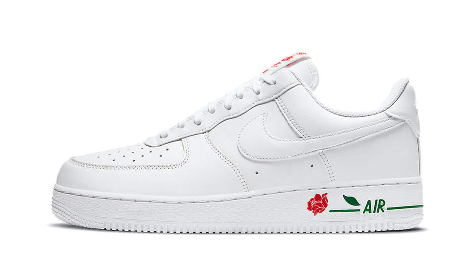 Nike Air Force 1 Low Rose White CU6312-100