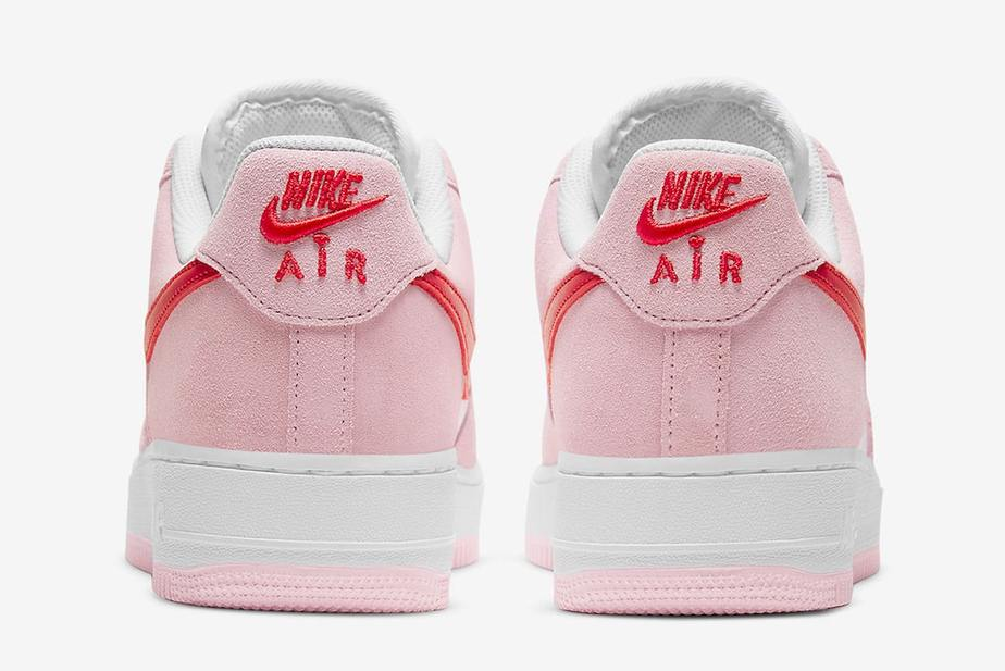 Nike Air Force 1 Low 'Valentines Day' DD3384-600 4