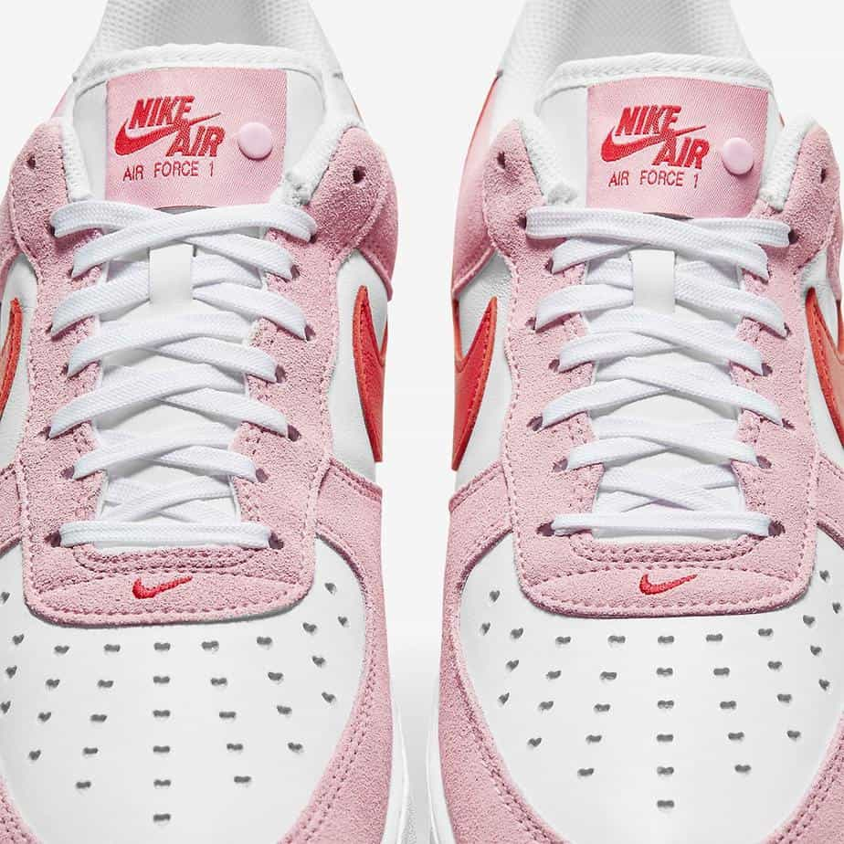 Nike Air Force 1 Low 'Valentines Day' DD3384-600 6