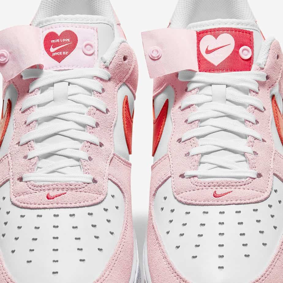Nike Air Force 1 Low 'Valentines Day' DD3384-600 7