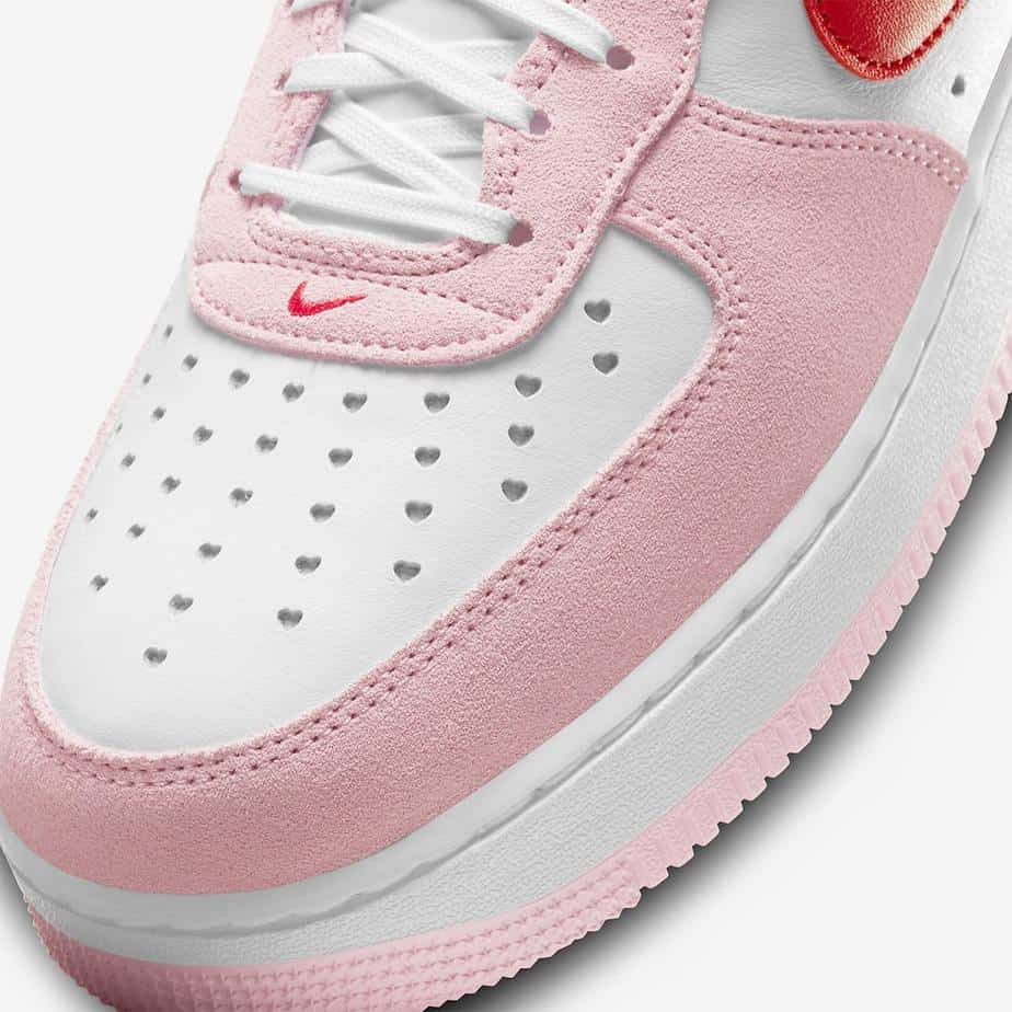 Nike Air Force 1 Low 'Valentines Day' DD3384-600 8