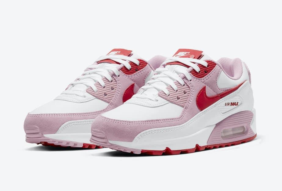 Nike Air Max 90 'Valentines Day' DD8029-100 1