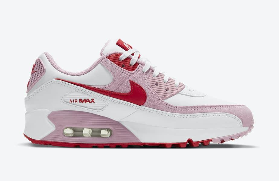 Nike Air Max 90 'Valentines Day' DD8029-100 10
