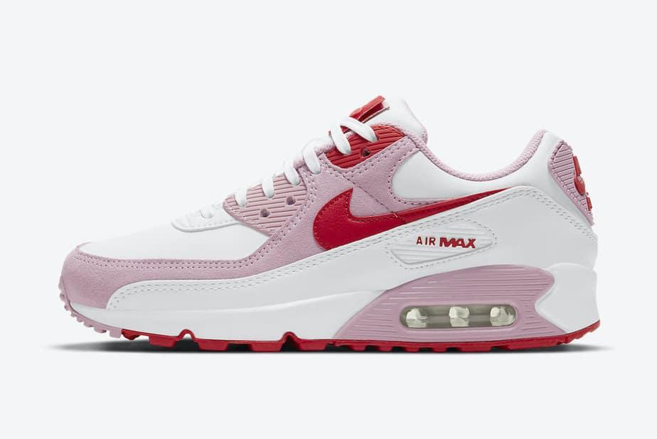 Nike Air Max 90 'Valentines Day' DD8029-100 2