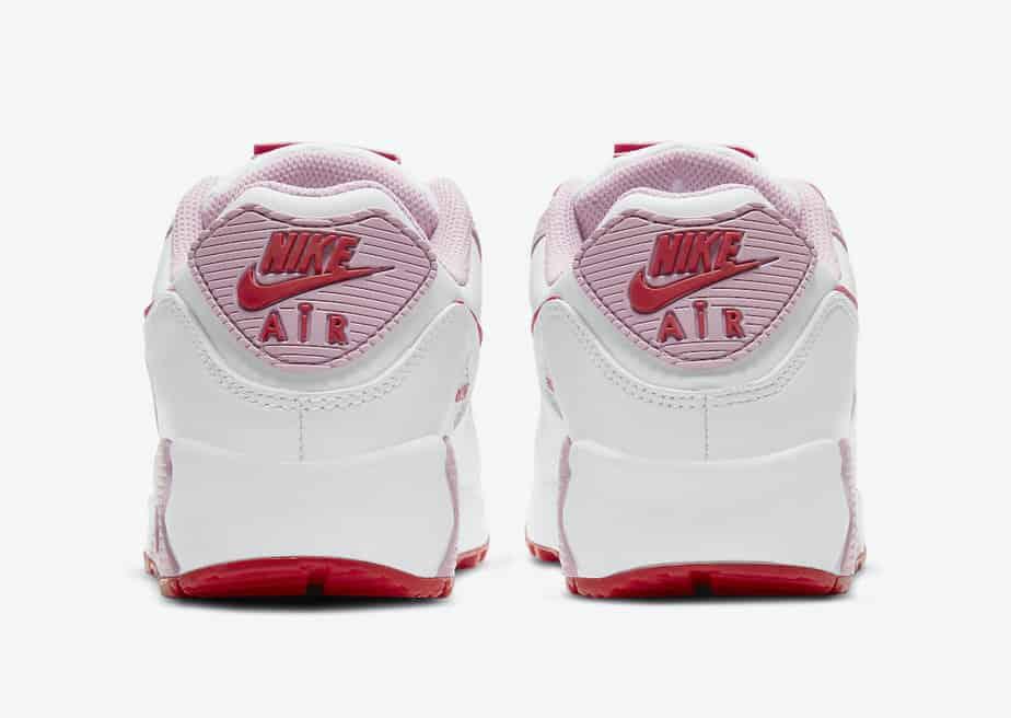 Nike Air Max 90 'Valentines Day' DD8029-100 4