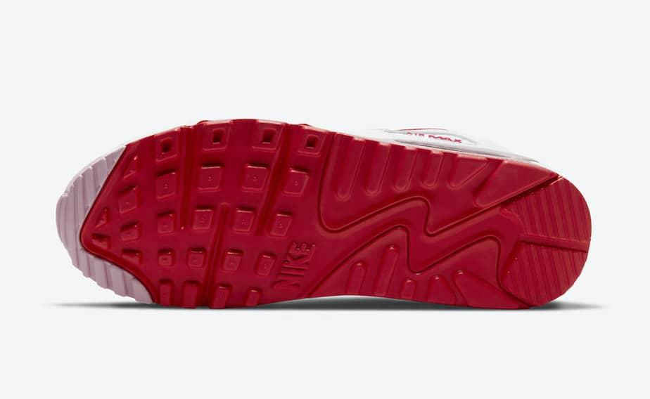 Nike Air Max 90 'Valentines Day' DD8029-100 5