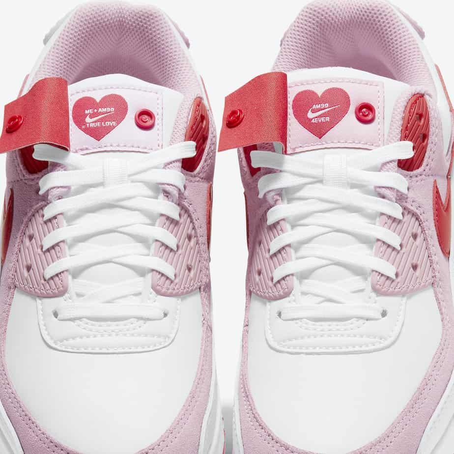 Nike Air Max 90 'Valentines Day' DD8029-100 9