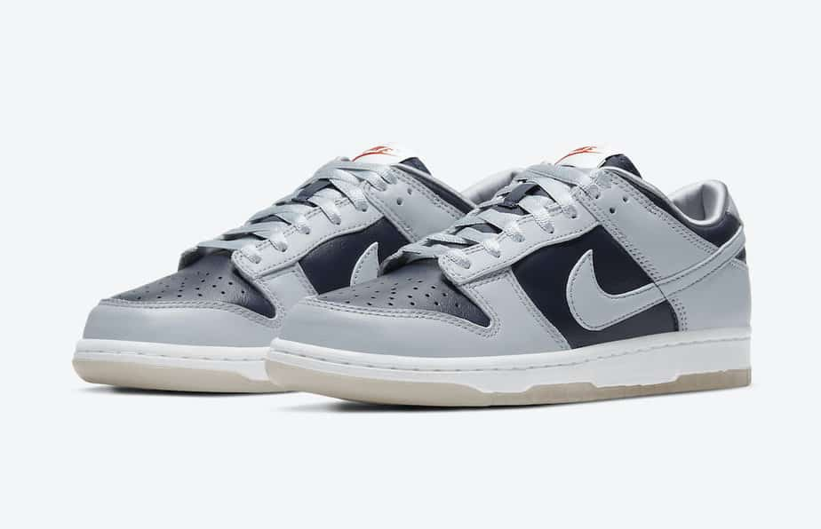 Nike Dunk Low 'College Navy' DD1768-400 1