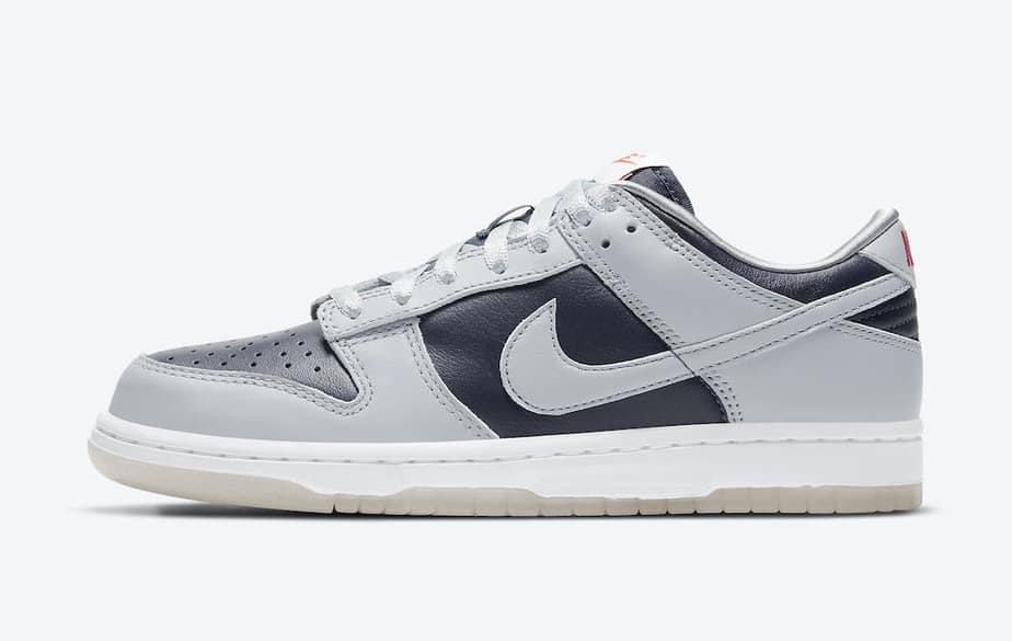 Nike Dunk Low 'College Navy' DD1768-400 2
