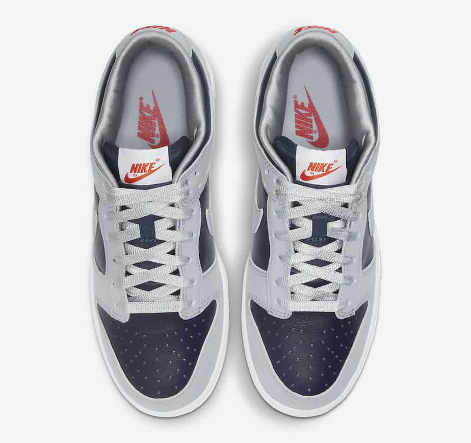 Nike Dunk Low 'College Navy' DD1768-400 3