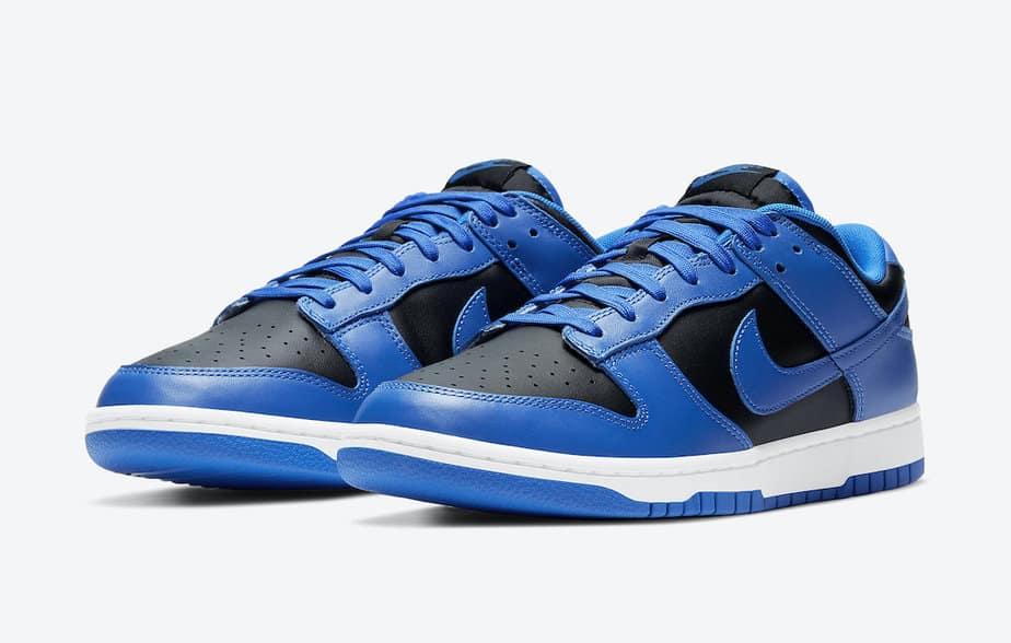 Nike Dunk Low 'Hyper Cobalt' DD1391-001 1