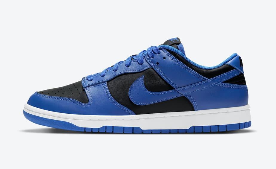 Nike Dunk Low 'Hyper Cobalt' DD1391-001 2