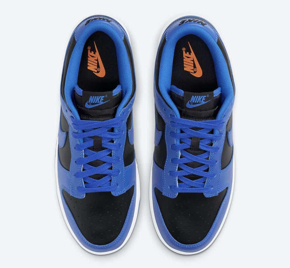 Nike Dunk Low 'Hyper Cobalt' DD1391-001 3