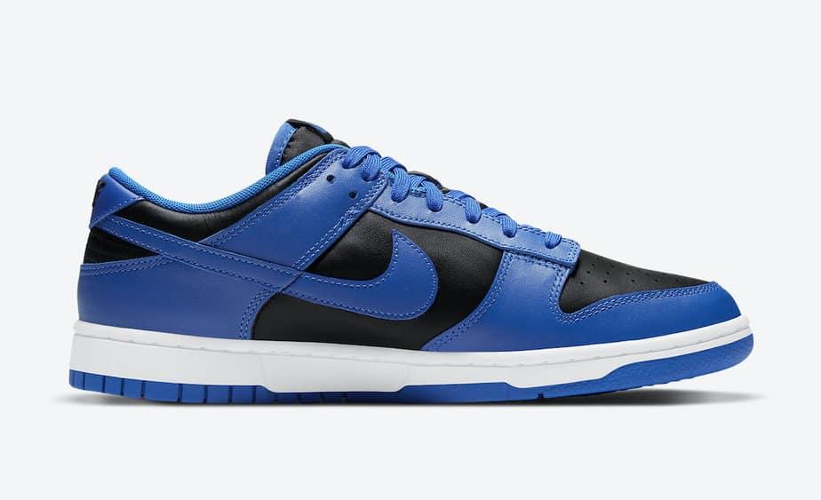 Nike Dunk Low 'Hyper Cobalt' DD1391-001 8