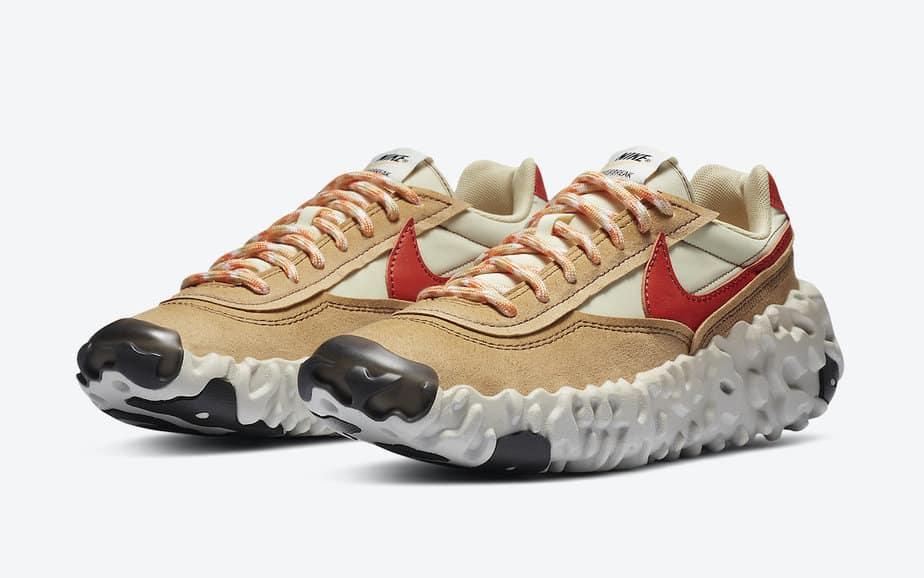 Nike Overbreak SP 'Mars Yard' DA9784-700 1