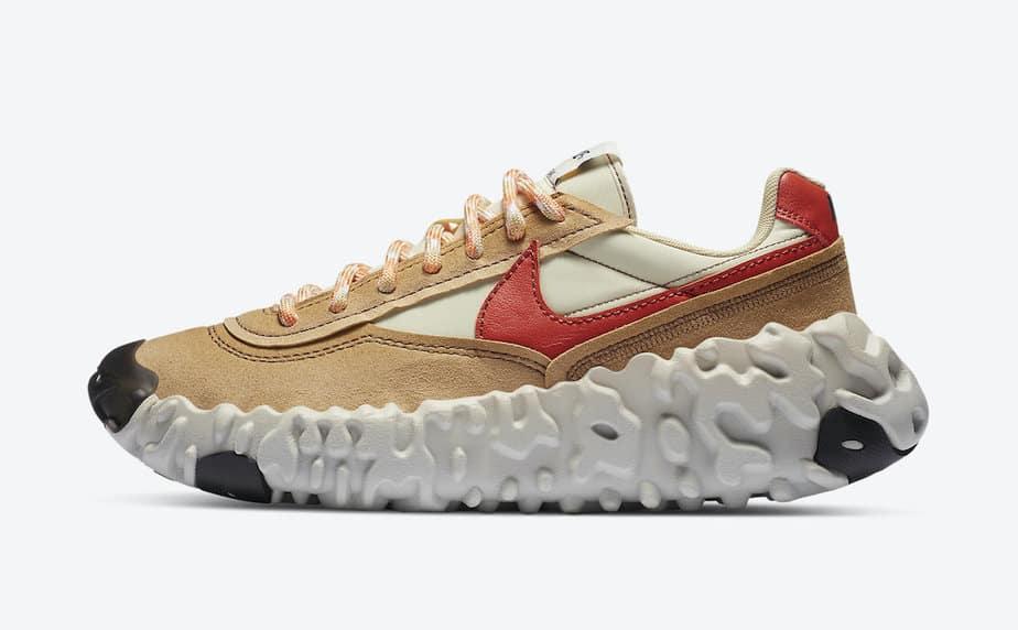 Nike Overbreak SP 'Mars Yard' DA9784-700 2