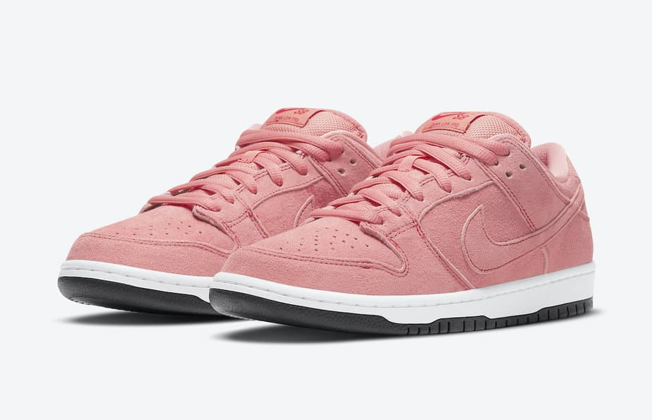 Nike SB Dunk Low 'Pink Pig' CV1655-600 1