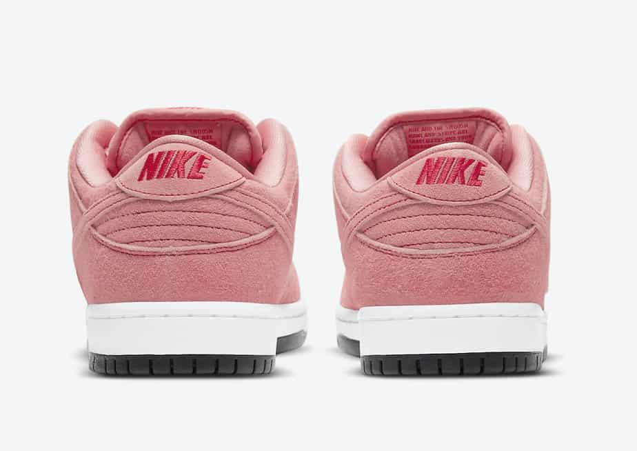Nike SB Dunk Low 'Pink Pig' CV1655-600 4