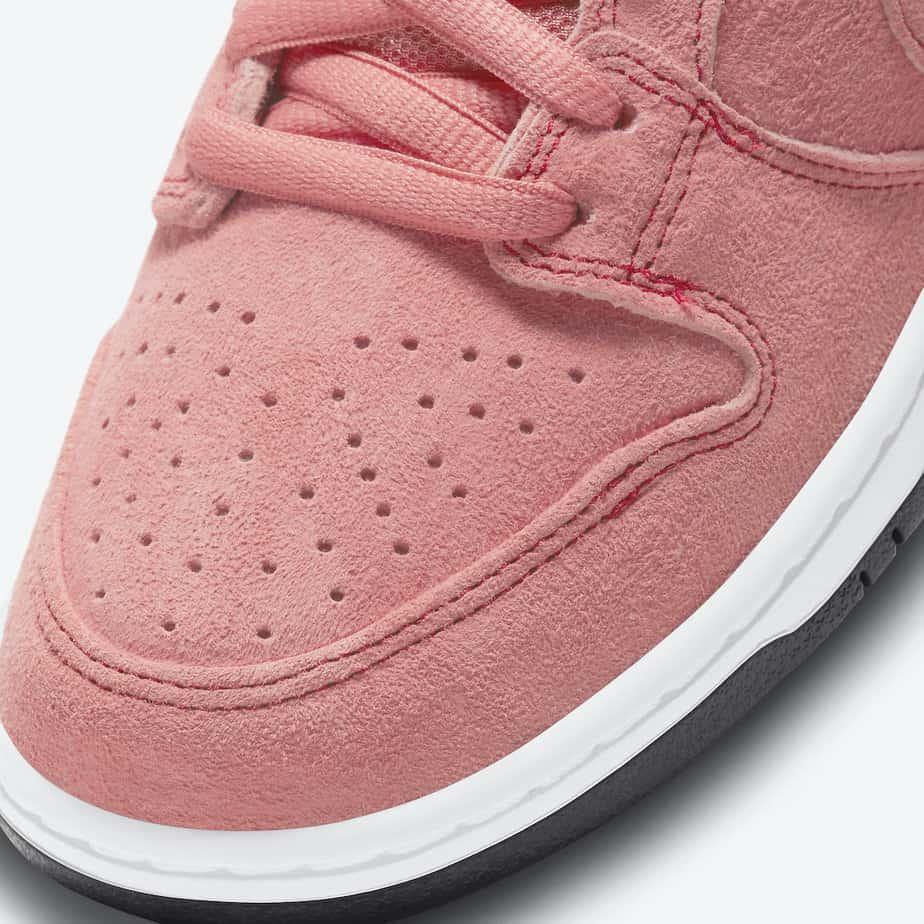 Nike SB Dunk Low 'Pink Pig' CV1655-600 6