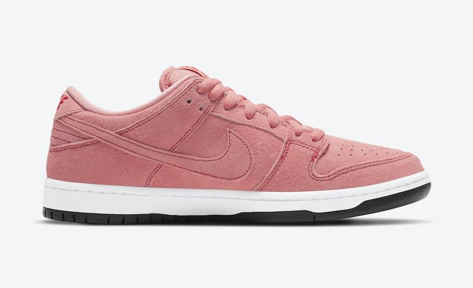 Nike SB Dunk Low 'Pink Pig' CV1655-600 8