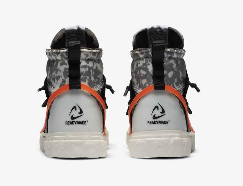 READYMADE x Nike Blazer Mid 'Black' CZ3589-001 4
