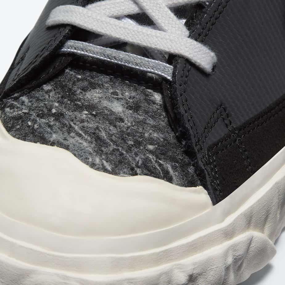 READYMADE x Nike Blazer Mid 'Black' CZ3589-001 6