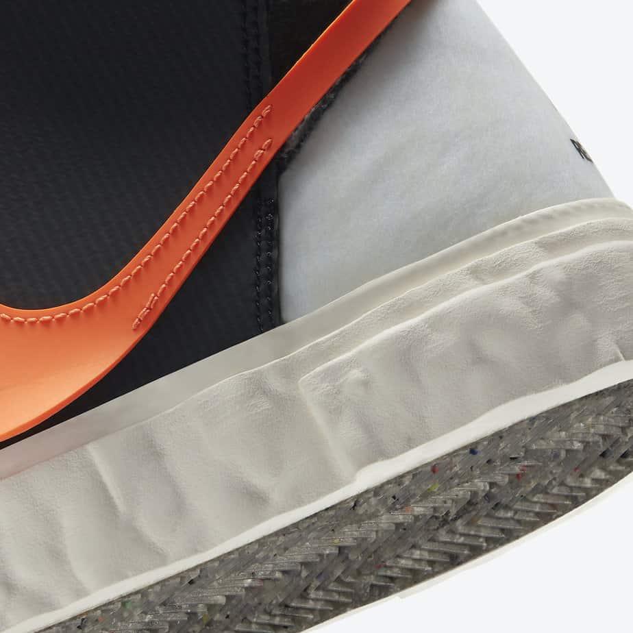 READYMADE x Nike Blazer Mid 'Black' CZ3589-001 7