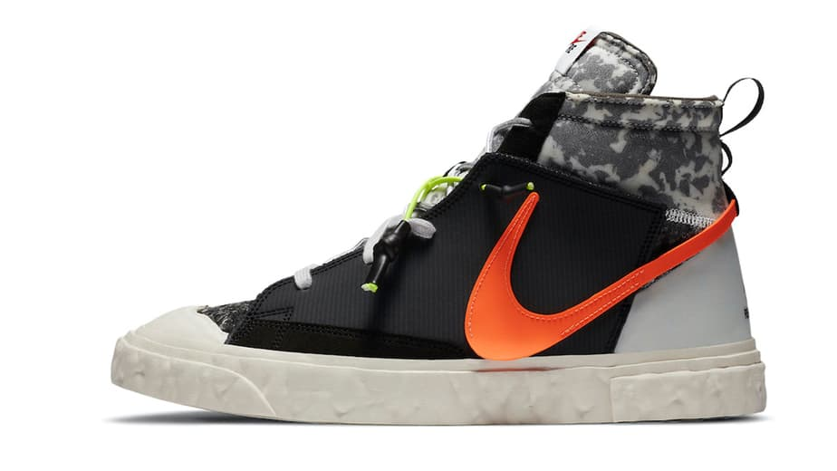 READYMADE x Nike Blazer Mid Black CZ3589-001
