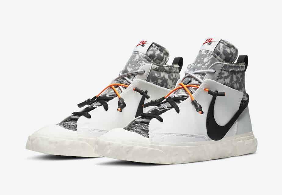 READYMADE x Nike Blazer Mid 'White' CZ3589-100 1
