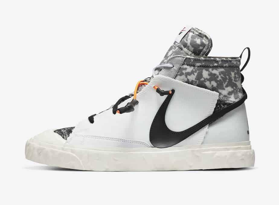 READYMADE x Nike Blazer Mid 'White' CZ3589-100 2