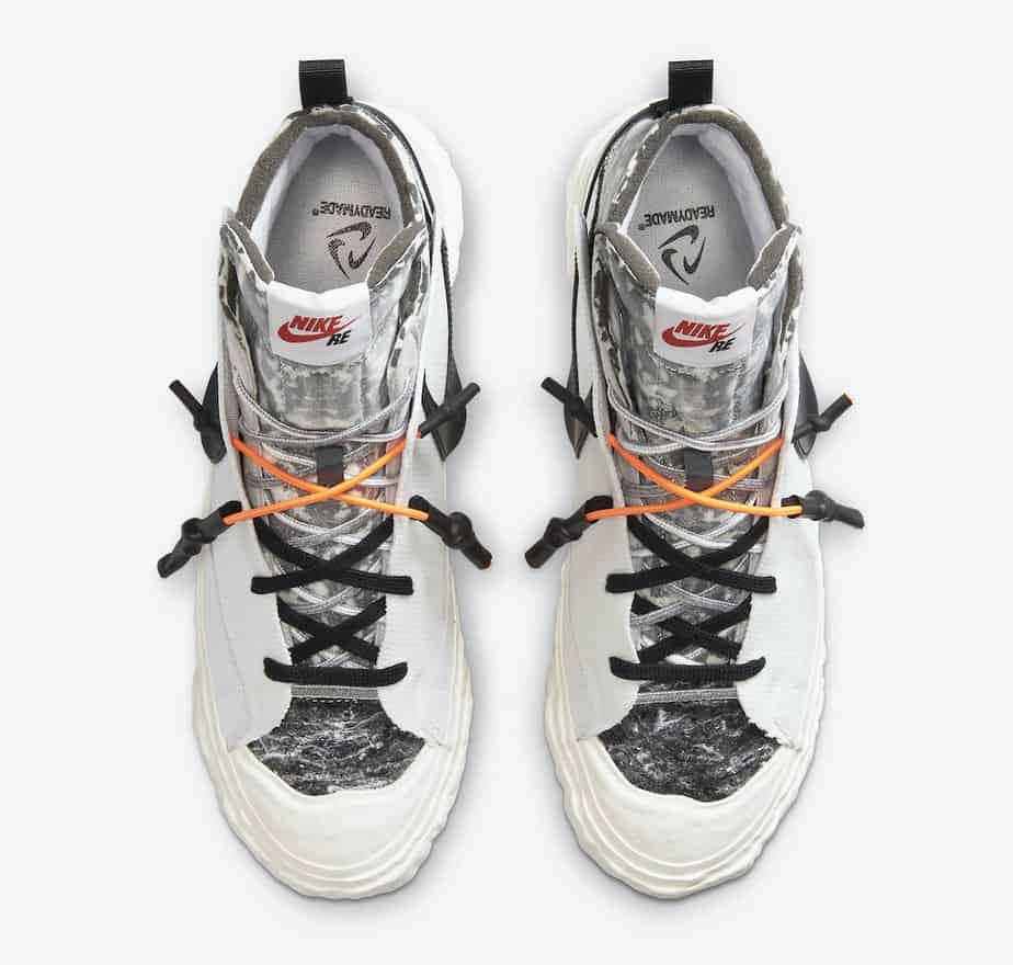 READYMADE x Nike Blazer Mid 'White' CZ3589-100 3