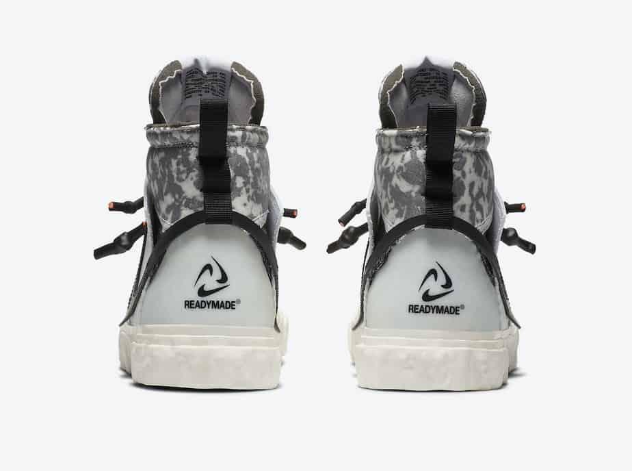 READYMADE x Nike Blazer Mid 'White' CZ3589-100 4