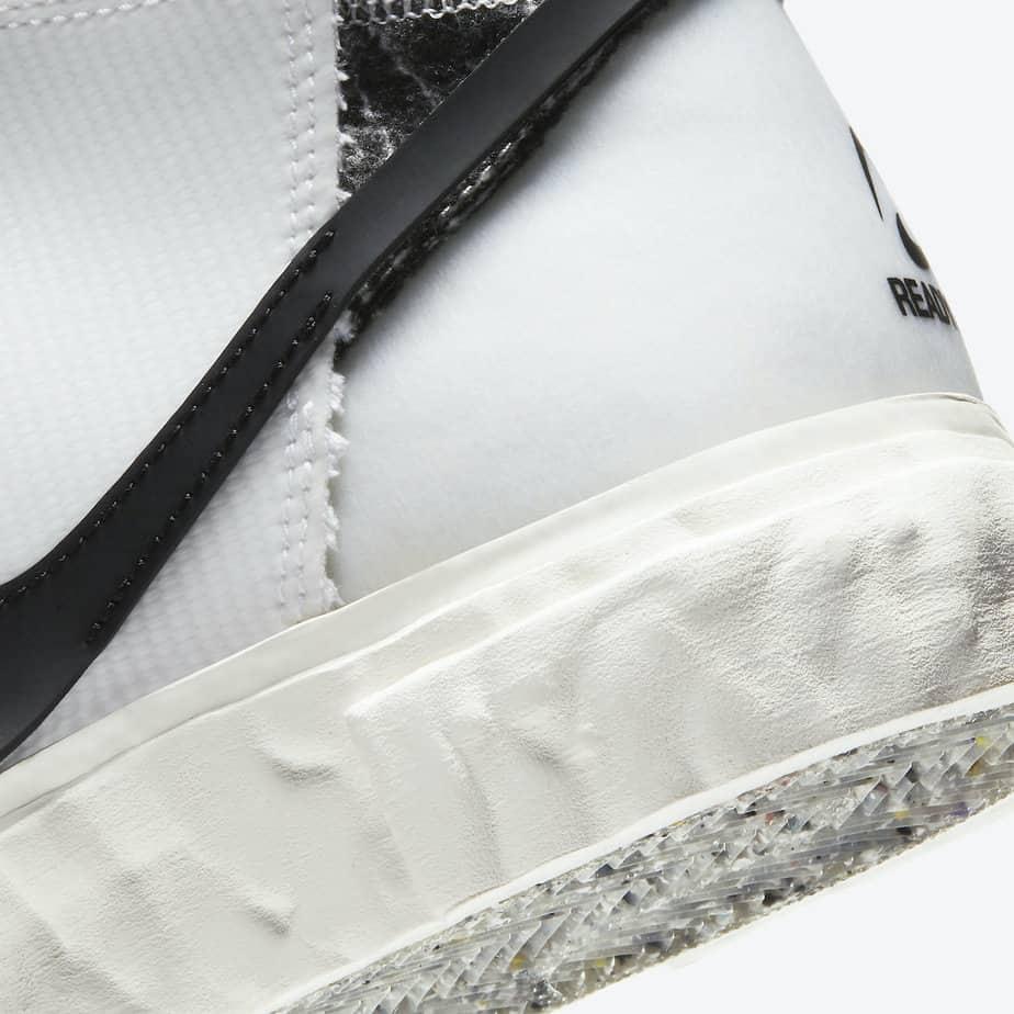 READYMADE x Nike Blazer Mid 'White' CZ3589-100 7