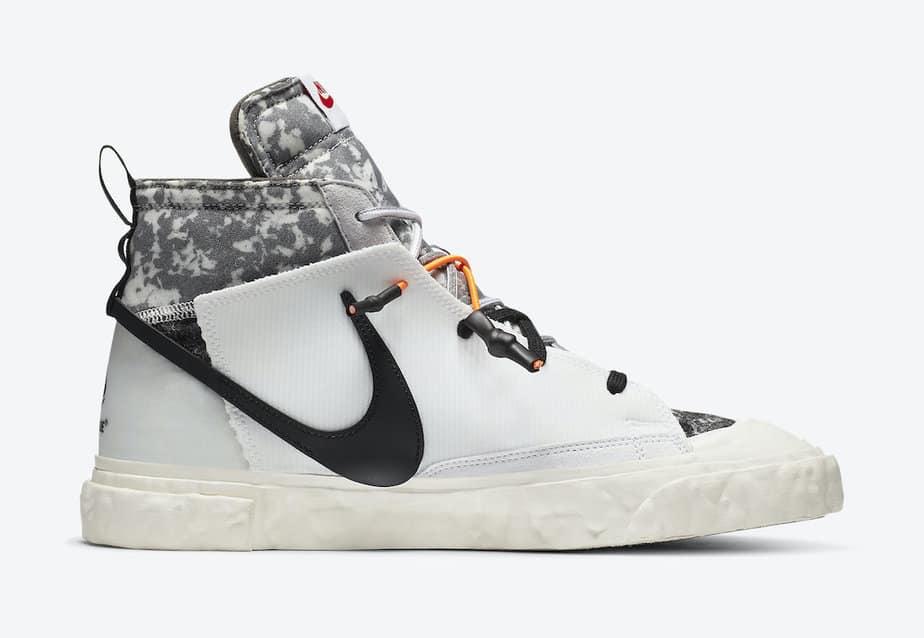 READYMADE x Nike Blazer Mid 'White' CZ3589-100 8