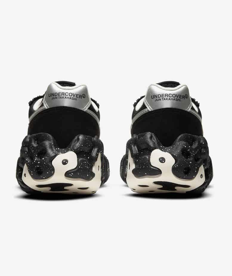 Undercover x Nike Overbreak SP 'Black Metallic Silver' DD1789-001 4