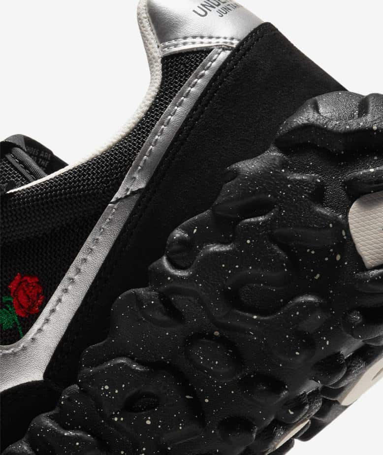 Undercover x Nike Overbreak SP 'Black Metallic Silver' DD1789-001 5