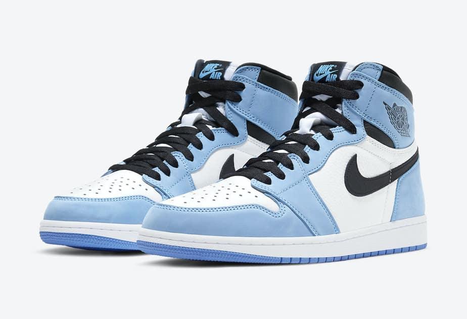 Air Jordan 1 'University Blue' 555088-134 1