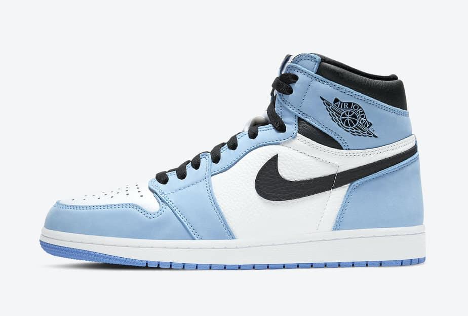 Air Jordan 1 'University Blue' 555088-134 2