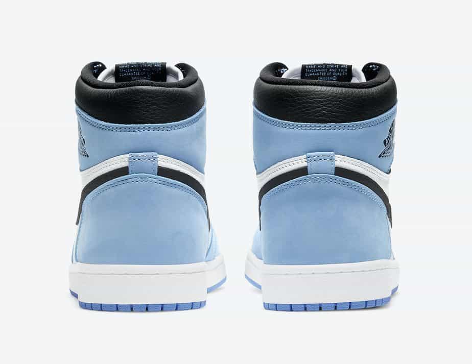 Air Jordan 1 'University Blue' 555088-134 4