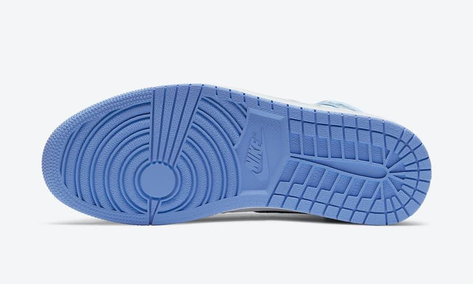 Air Jordan 1 'University Blue' 555088-134 5