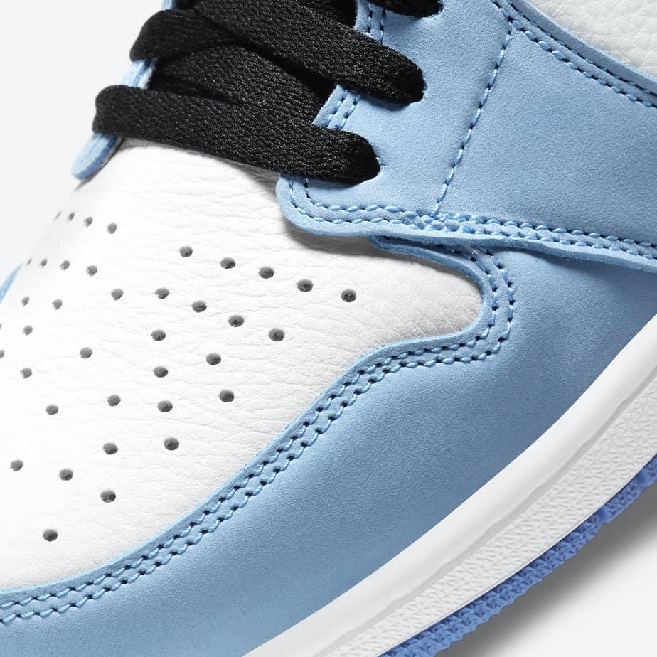 Air Jordan 1 'University Blue' 555088-134 6