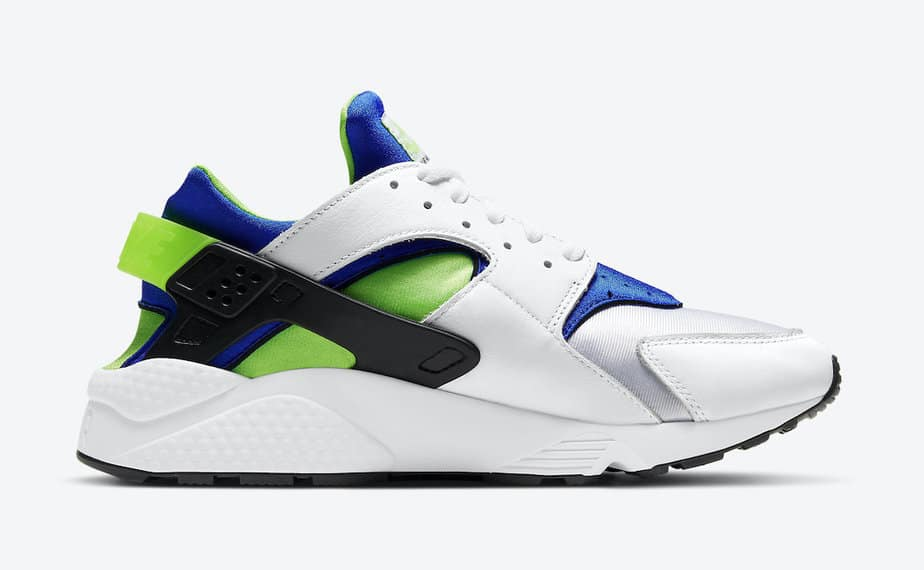 Nike Air Huarache 'Scream Green' DD1068-100 8